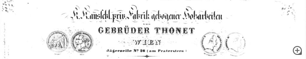 Verkaufsplakat 1859