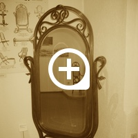 Dressing Table Mirror 'Psyche'
