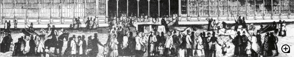 The London Great Exhibition (1851) – Crystal Palace