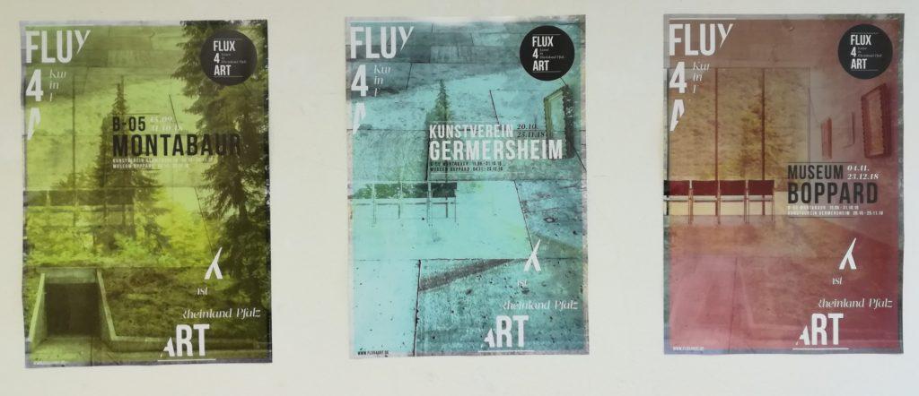 Plakat Orte
