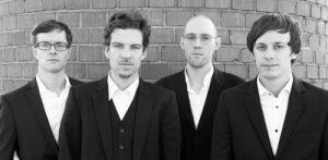 ABGESAGT! THE REAL MOB – international jazz quartet